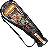 Head Cyano 115 Junior Pack Strung Squash Racquet [Strung]