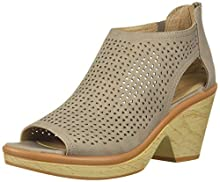 SOUL Naturalizer Women's FAYTH Sandal, MUSHROOM, 11 M US