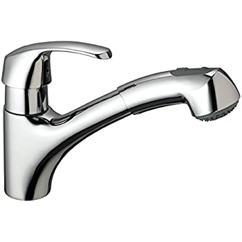 Ashford Single-Handle Pull-Out Kitchen Faucet - Touch On Kitchen ...