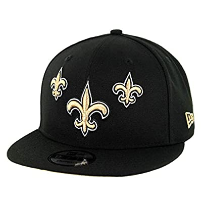 New Era New Orleans Saints 9FIFTY NFL Official 2019 Draft Snapback Hat