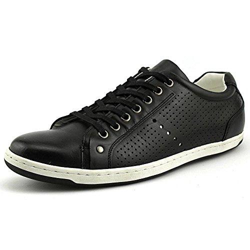 Kenneth Cole Mens Sneakers Taglia 10 M Rm62498leblk Range-r Pericolo Nero