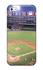 Premium Texas Rangers Heavy-duty Protection Case For Iphone 5c