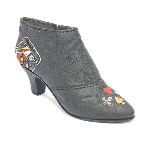 Just the Right Shoe - QUEEN OF HEARTS Boot - NEW ()