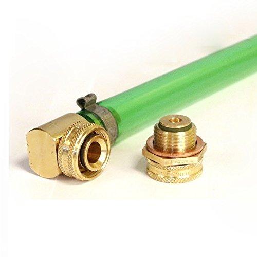 Femco Compact 90° oil drain plug set 7910153-1 M12x1.75-SB-T9 (10 inch hose) Femco USA Inc