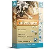 Antipulgas Advocate Bayer para Cães de 4kg até 10kg - 1 Bisnaga de 1,0ml