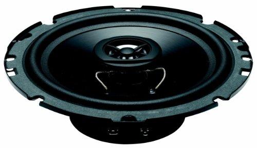 DTI CAR AUDIO DTIDS6260SL 6.5-Inch 2-Way 240-Watt Slim Basket Car Speaker, Set of 2 (2 Coaxial Thin Way)