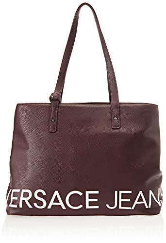 Jeans Versace Women's Shoulder Magenta Bag Ee1vsbbb1 Red RddFwx