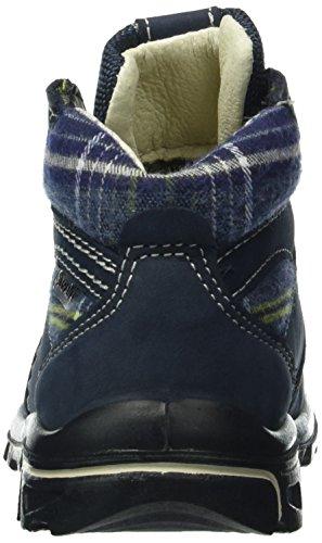 Ricosta Dasse - Zapatos Niños Azul - Blau (nautic/ozean 175)