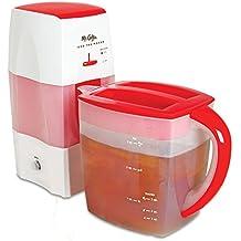 Mr. Coffee Fresh Tea Iced Tea Maker forCustom-brew fresh iced tea, 3-Quart Capacity - TM75RS (Certified Refurbished)