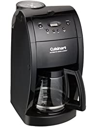 Factory Reconditioned Cuisinart Dgb 500Bkfr Automatic Coffeemaker Basic Info