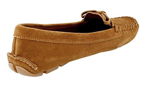 Prada Women's 1DD040 054 F098L Leather Loafers YSRlF9tF