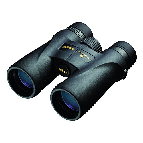 - Nikon 7577 MONARCH 5 10x42 Binocular (Black)