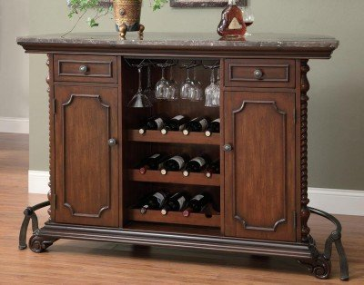 Coaster Home Furnishings Traditional Cherry