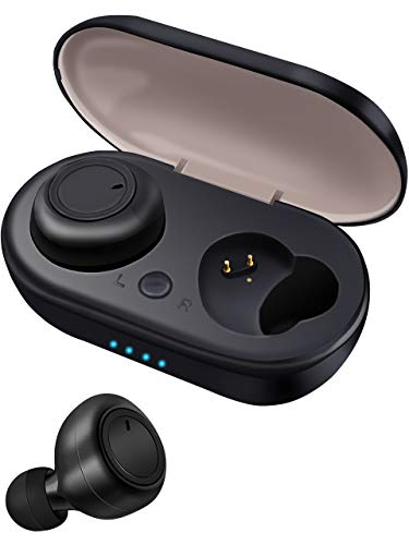 Factory Outlet Major in Quality Bluetooth 5.0 TWS Wireless Bluetooth Earbuds 3-Hr Playing Time Mini Bluetooth Earbud with Microphone, Invisible Car Bluetooth Headset for Cell Phone