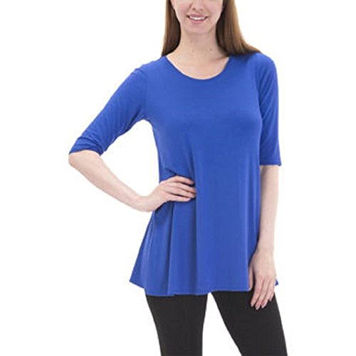 Beatrix Ost Ladies' Tunic Top Cobalt Blue Small (Best Of The Best Ost)