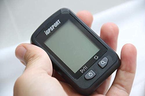 iGPSPORT iGS20E (versión española) - Ciclo computador GPS ...