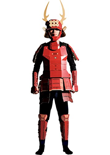 Would you wear! Cardboard armor costume SanadaYukimura