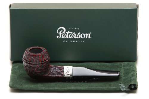 Peterson Donegal Rocky 150 Tobacco Pipe - Fish Donegal
