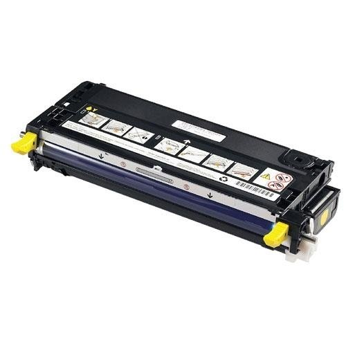 Dell NF555 Toner Cartridge (Yellow) by Dell