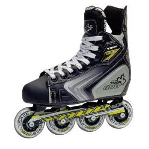 Tour Mens Boots - Tour Hockey Thor 808 Youth Inline Hockey Skate (02)