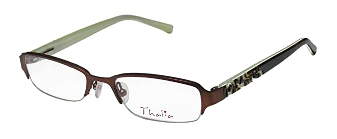 c2bab119834b Thalia Brillante Childrens/Kids/Girls Designer Half-rim Eyeglasses/Glasses  (48