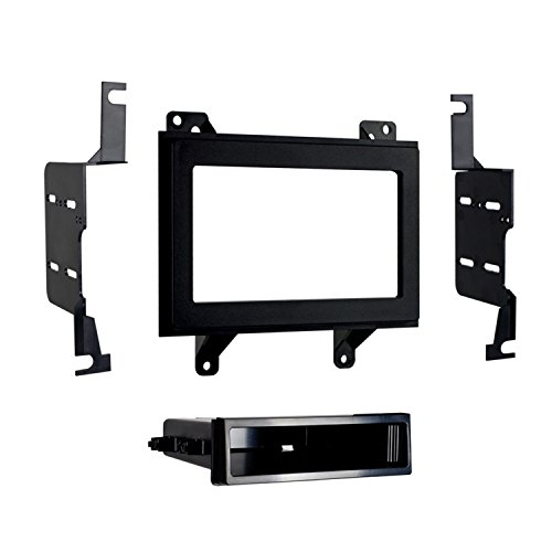 (Metra 99-3045 GM Small Truck 1994-97 DIN and Double DIN Radio)