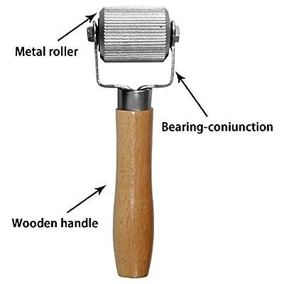 ROLINGER Car Sound Deadening Rolling Sound Proof Insulation 5 Pcs for Auto Noise Roller Car Sound Deadener Application Installation Tool Rolling Wheel Interior Accessories: Automotive