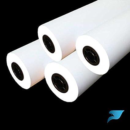 36 LB Coated Inkjet Matte Paper 1 roll 42 x 100-2 core