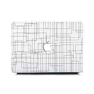 KEC MacBook Pro Retina 13 Inch Case (2015 old gen.) Plastic Hard Shell Cover A1502 / A1425 (Box)