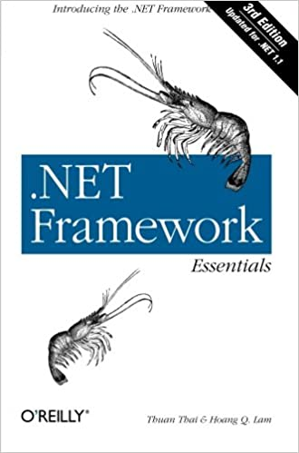 Net framework essentials introducing the framework thuan l net framework essentials introducing the framework 3rd edition fandeluxe Gallery