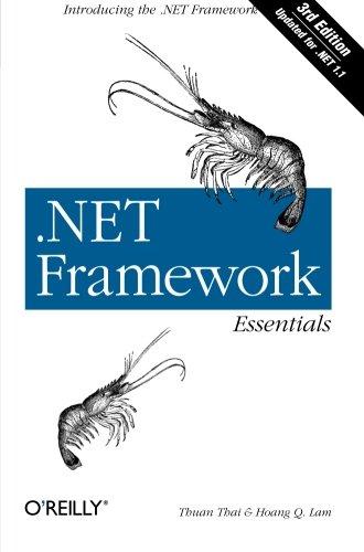 .NET Framework Essentials: Introducing the .NET Framework