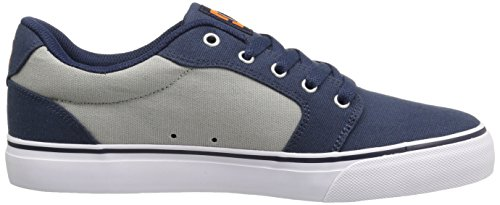 DC Herren Anvil TX Skate Schuh Navy / Orange