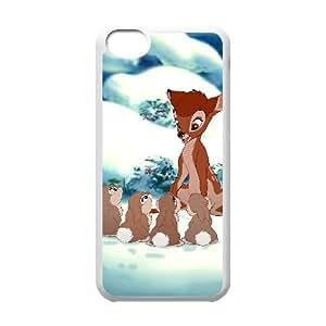 Bambi II iPhone 5c Cell Phone Case White avqv