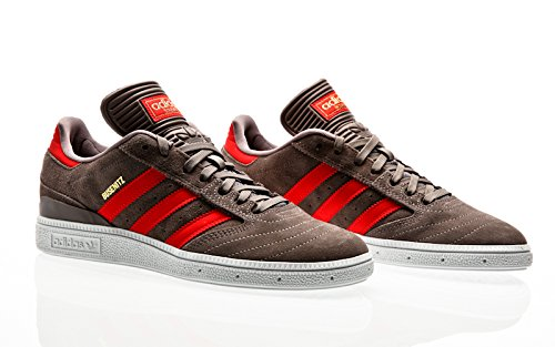 100% original for sale free shipping great deals adidas Men's Busenitz Skateboarding Shoes Grey (Tietec/Rojo/Dormet) from china discount codes shopping online factory outlet for sale Id38tR7