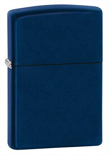 Navy Matte Lighter - Zippo Pipe Lighter: Navy Matte 239PL
