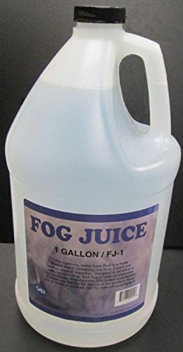 VISUAL EFFECTS One Gallon Of Fog Fluid Used By Professional Fogging Machines