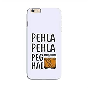 Cover It Up - First Peg iPhone 6 Plus / 6s Plus Hard Case