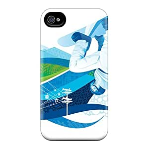 New Arrival Case Cover For LG G2 Cases Snowboard Halfpipe Cases Covers