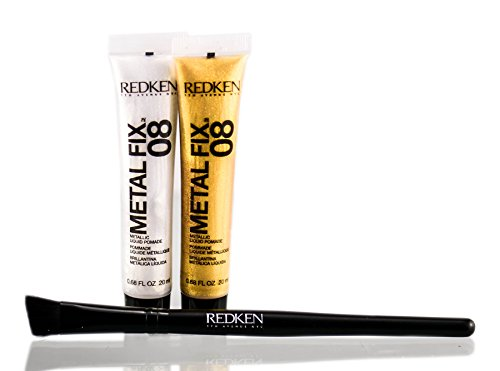 Redken Styling Paint On Sparkle & Shine - Silver / Gold