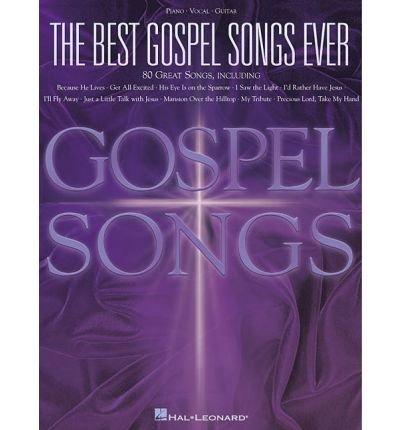[(The Best Gospel Songs Ever )] [Author: Hal Leonard Publishing Corporation] [Mar-2010]