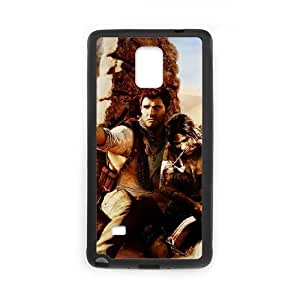 Tomb Raider Samsung Galaxy Note 4 Cell Phone Case Black custom made pgy007-9003845