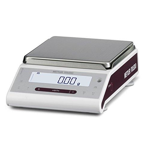 Mettler Toledo LFT gramo escala de la serie JS - 3200 G x .01 G: Amazon.es: Amazon.es