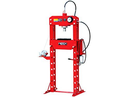 Rotek 30t Werkstattpresse WZWP-030MPV (manuell und pneumatisch)