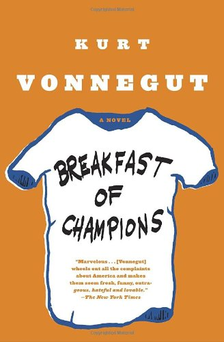 Book cover for Breakfast of Champions