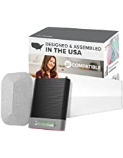 weBoost Home Complete (650145) Cell Phone Signal Booster Kit for Home & Small Business   Works on Every Network & All Candian Carriers at Once   5G Compatible   Designed & Assembled in The USA