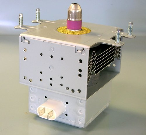 GE Microwave Oven Magnetron and Diode Kit OM75P (10) Part # WB27X10017 (Ge Oven Microwave Part compare prices)