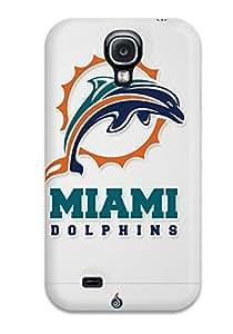 DavidMBernard Fashion Protective Miamiolphins Case Cover For Galaxy S4