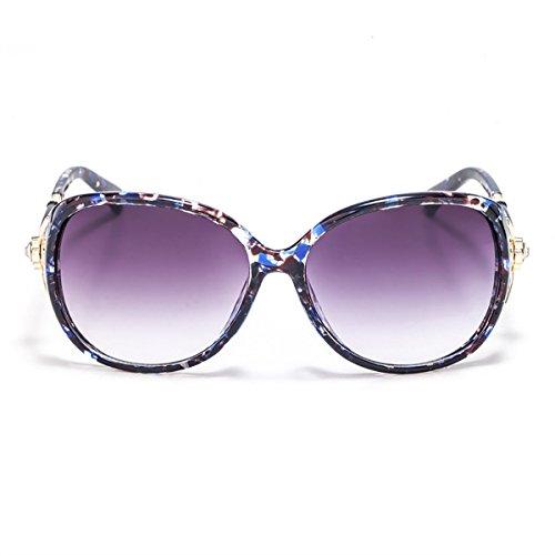 y Personalizadas Gafas Clásicas Con 2018 AC Sol Lente Casuales de para UV400 Colocción Nueva 49 hombre Mujer Smileyes CwFxRvqZv