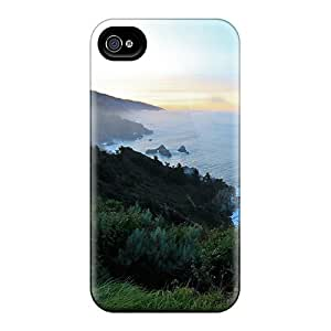 Premium Iphone 4/4s Case - Protective Skin - High Quality For Big Sur