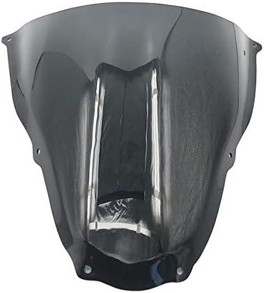 Color : Claro without brand ZWQ-SREEEN Motocicleta Parabrisas Protector de Viento Ajuste Pantalla for Aprilia RS50 RS125 RS250 RS 50 125 250 2006 2007 2008 2009 2010 2011